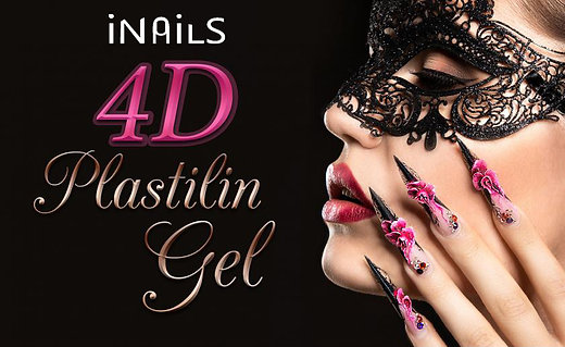 Plastilina gel iNails