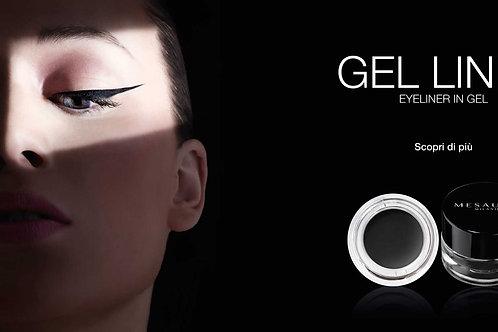 GEL LINER Eyeliner in Gel Mesauda