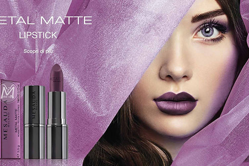 METAL MATTE ROSSETTO