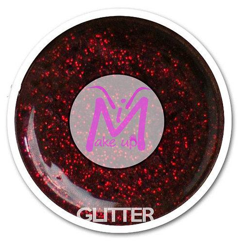 Gel Glitter iNails SCARLET 19