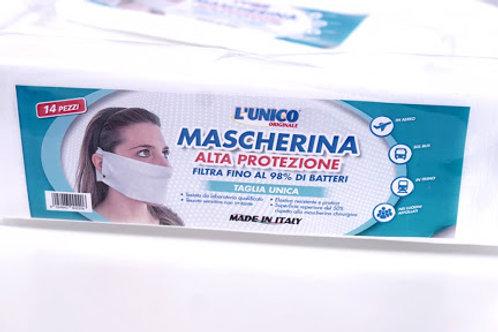 Mascherine alta protezione conf 50pz