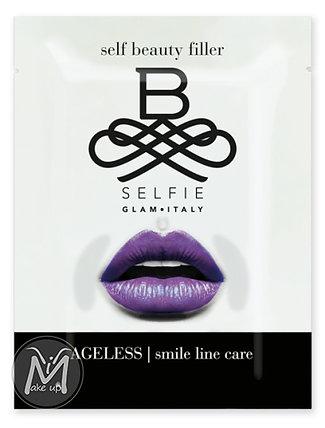 B SELFIE AGELESS SMILE LINE CARE Riduzione Piega tra Naso e Bordo del Labbro