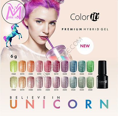 PREMIUM COLOR IT UNICORN
