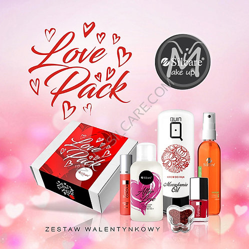 Love Pack Silcare Set