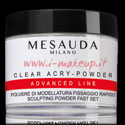 CLEAR ACRY-POWDER ADVANCED LINE