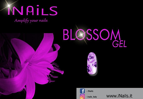 Blossom gel iNails