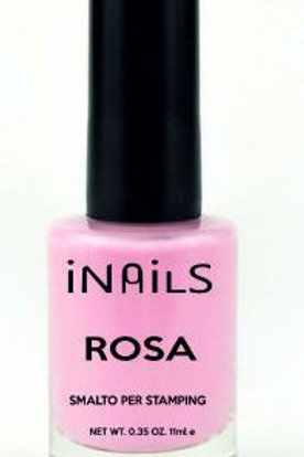 Smalto per stamping Rosa