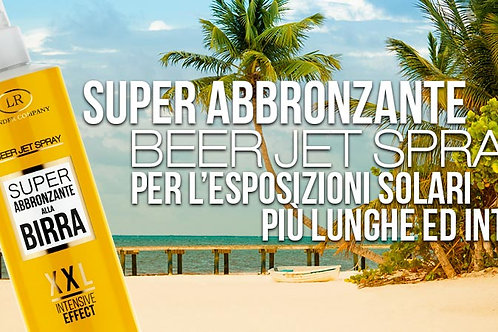 SUPER ABBRONZANTE JET SPRAY XXL