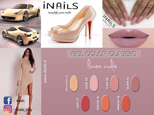 Gel color classic linea Nude