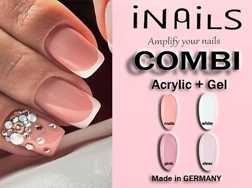 Combi Acrilico+gel iNails