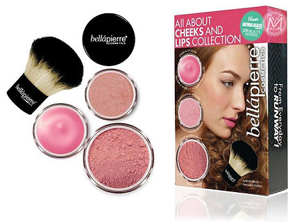 All About Cheeks and Lips Kit