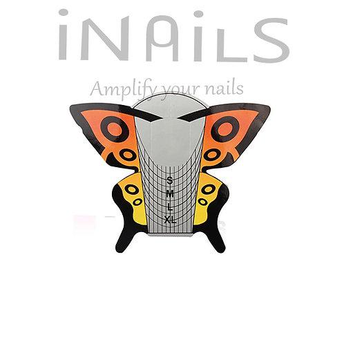NAIL FORM FARFALLA 12pz