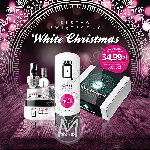 White Christmas Silcare Set