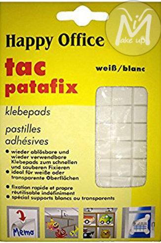 Patafix bianco 80 gommini adesivi PER UNGHIE FINTE