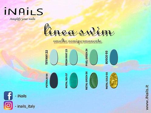Linea Swim semipermanenti iNails