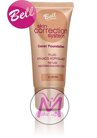 FONDOTINTA Skin Correction System BELL