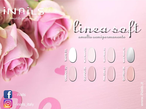 Linea Soft semipermanenti iNails