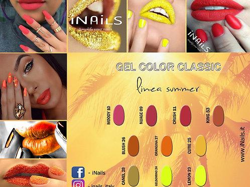 Gel color classic linea Summer