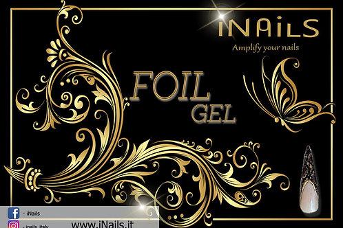 Foil gel iNails