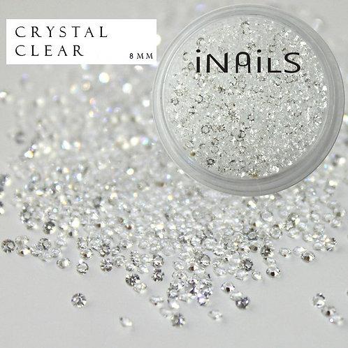 Cristal pix clear white