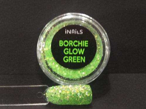 BORCHIE in polvere GLOW GREEN