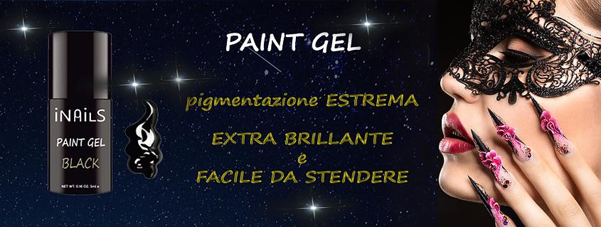 Paint gel con Pennello