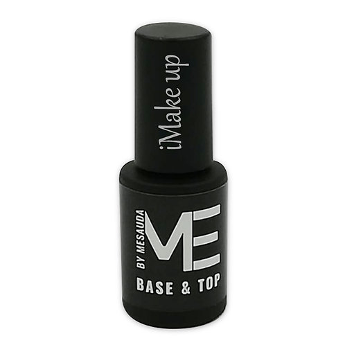 GEL POLISH BASE  TOP 5ml Me by mesauda
