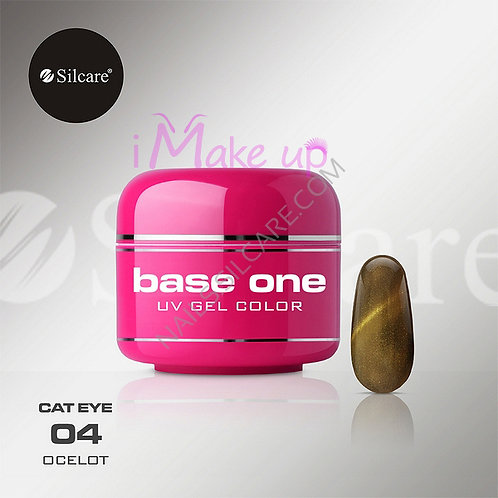 GEL COLOR LINEA CAT EYES, OCELOT 04