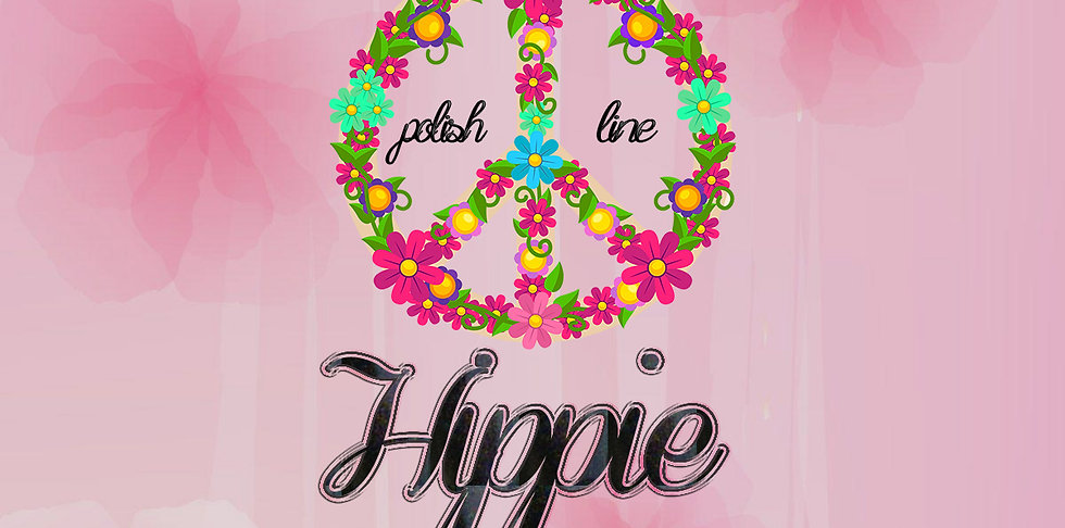 Linea Hippie semipermanenti iNails
