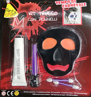Scream makeup kit