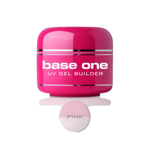 Gel costruttore PINK Base one Silcare 100gr