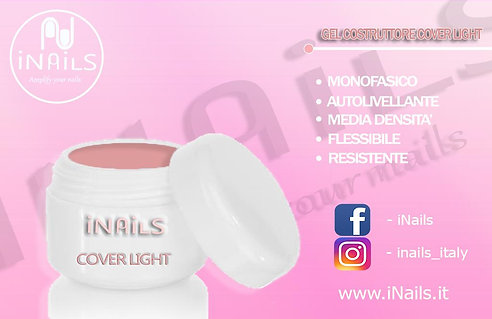 Gel COVER LIGHT iNails