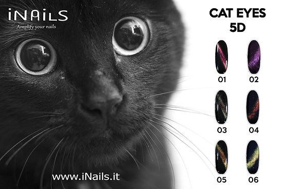 5D Cat Eyes Kit