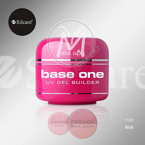 GEL COSTRUTTORE BASE ONE FRENCH PINK