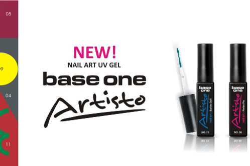 Base One Artisto Nail Art
