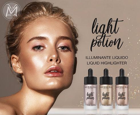 LIGHT POTION Illuminante Liquido