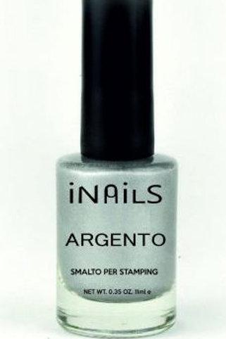 Smalto per stamping Argento