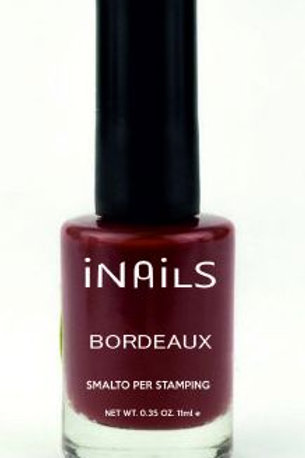 Smalto per stamping Bordeaux