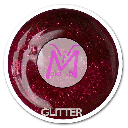 Gel Glitter iNails WINE 17