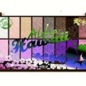 Palette HAWAII