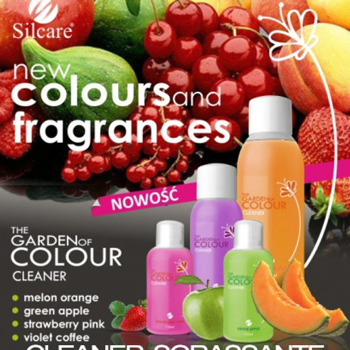 CLEANER SILCARE THE GARDEN OF COLOUR