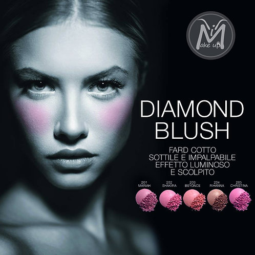 DIAMOND BLUSH fard cotto