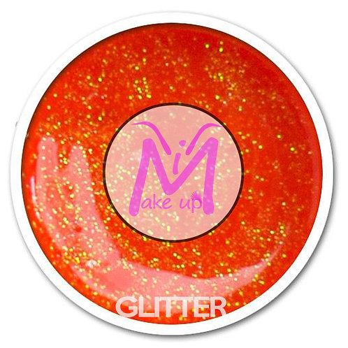 Gel Glitter iNails MANDARINE 23
