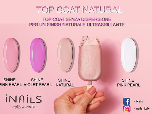 TOP COAT NATURAL
