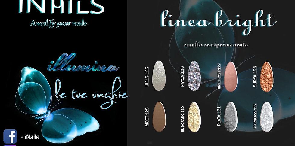 Linea Bright semipermanenti iNails