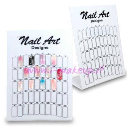 Espositore Nail Art 50 tips
