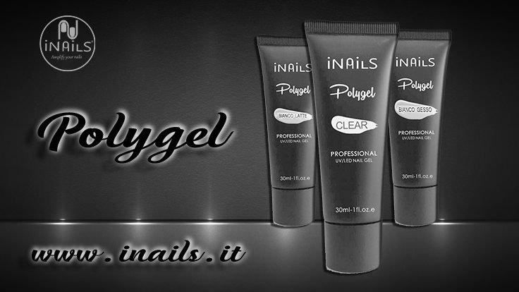 Polygel Acrilico+gel iNails