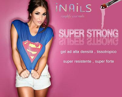 Super Strong gel monofasico