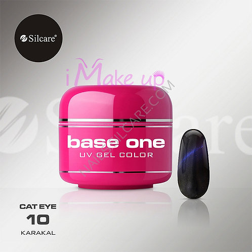 GEL COLOR LINEA CAT EYES, KARAKAL 10