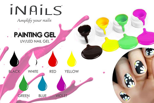 Paint gel iNails